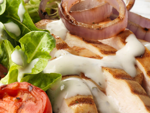 Grilled Chicken Market Salad