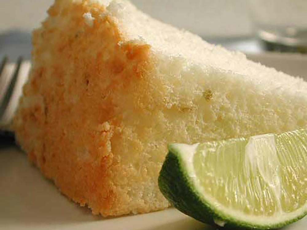 Margarita Angel Cake