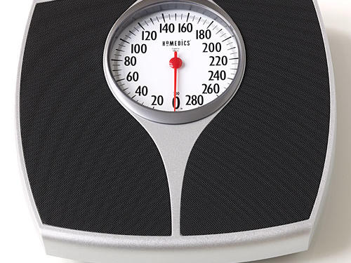 Issue #2: The Spouse Losing Weight Expects Perfection