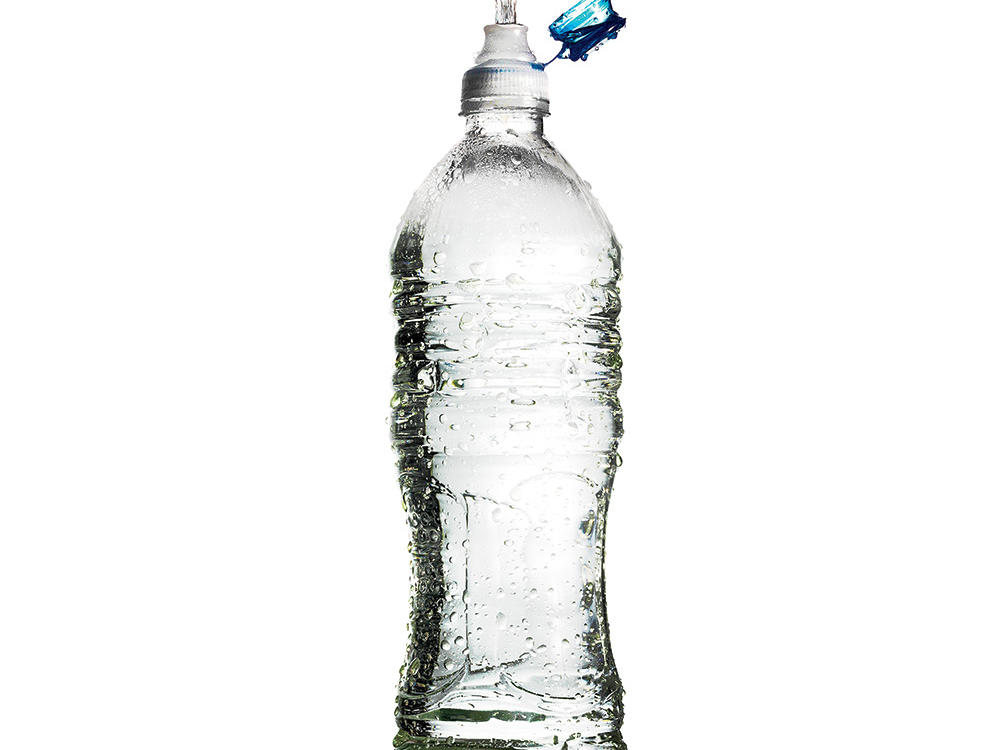 7. You're dehydrated.