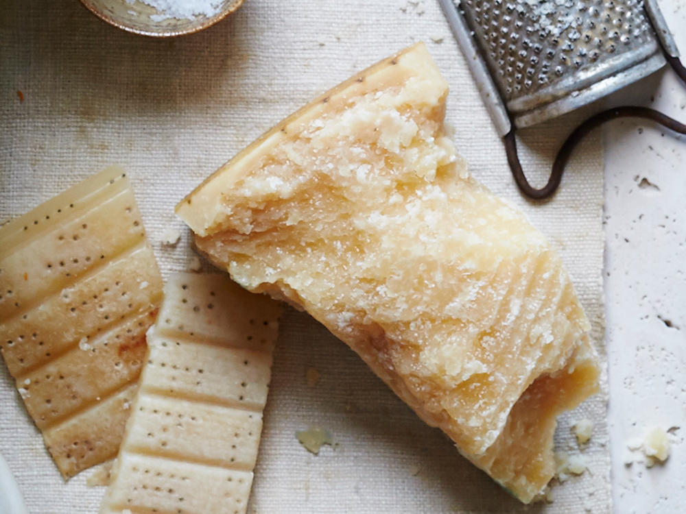 Italian Pantry Essentials: Parmigiano-Reggiano Cheese