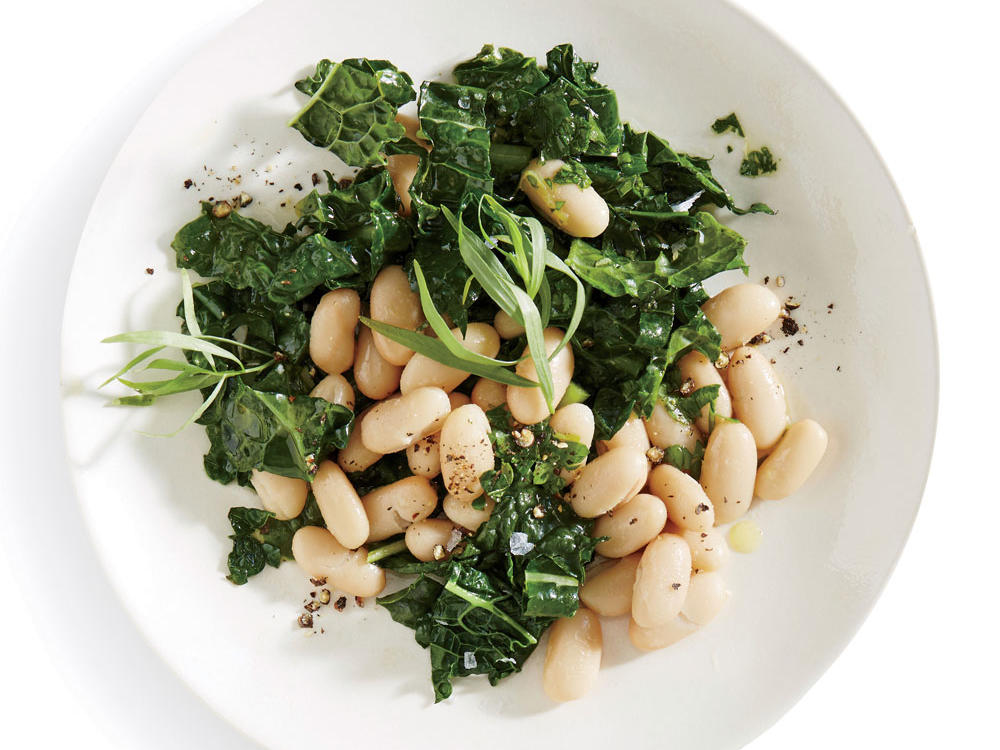 Get 7 grams of protein in this speedy side salad that comes together in a flash.