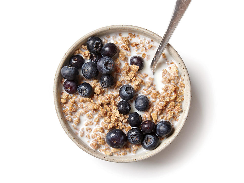 Grape-Nuts Original has just four simple ingredients to enjoy hot or cold. For bonus points, top with a handful of your favorite berries.