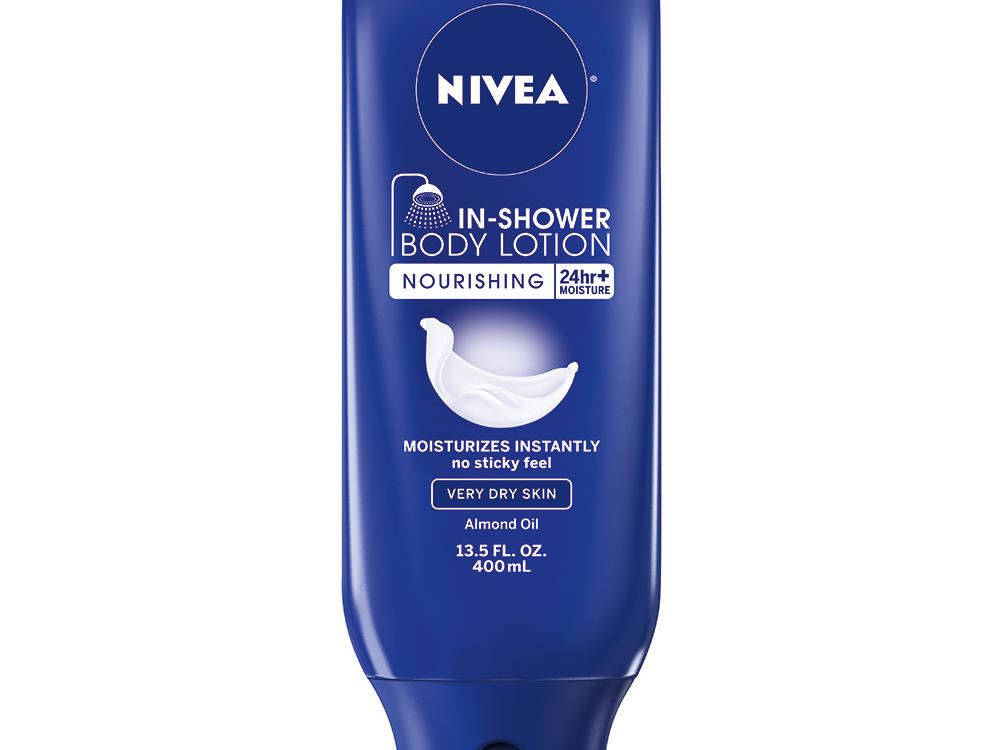 Nivea In-Shower Nourishing Body Lotion
