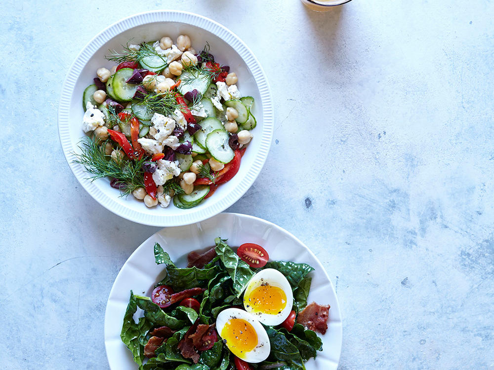 Our Best Breakfast Salad Recipes