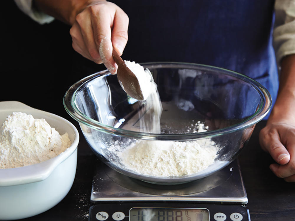 1. Weigh Your Flour