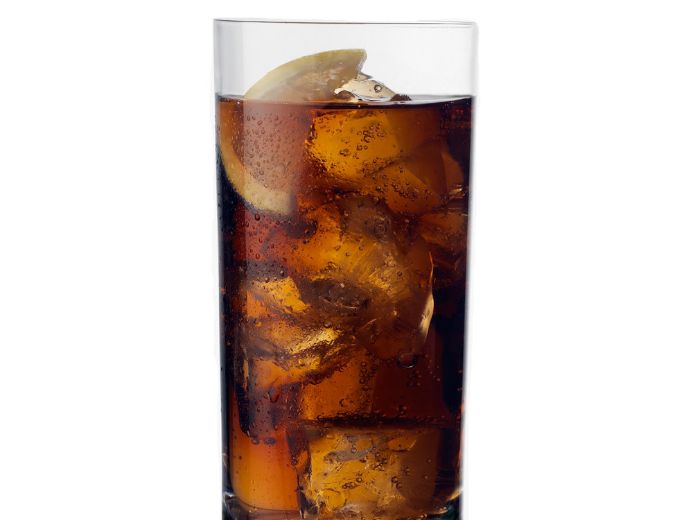 1601 Temptation #12: An Afternoon Soda