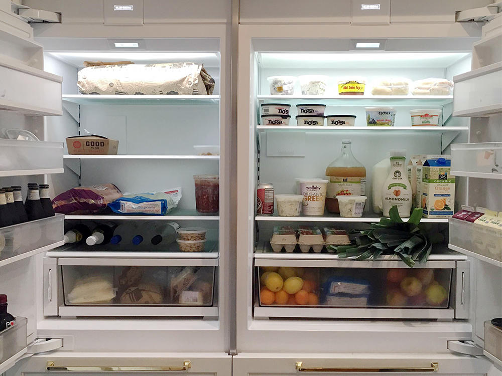 Peek Inside Ayesha's Fridge