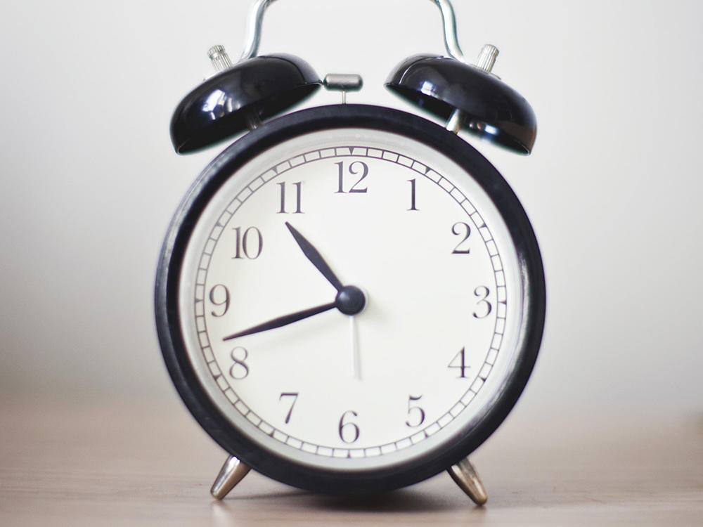 Set Your Alarm to Get Up from Your Desk