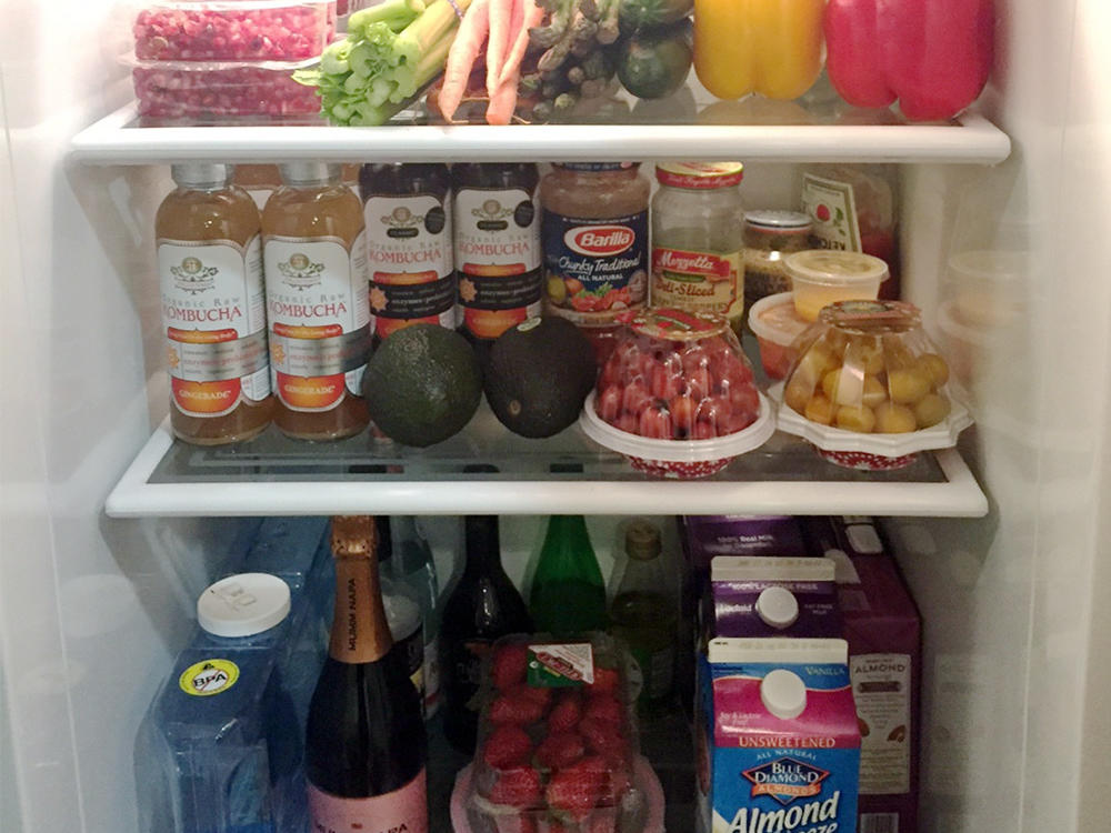Peek Inside Paula's Fridge