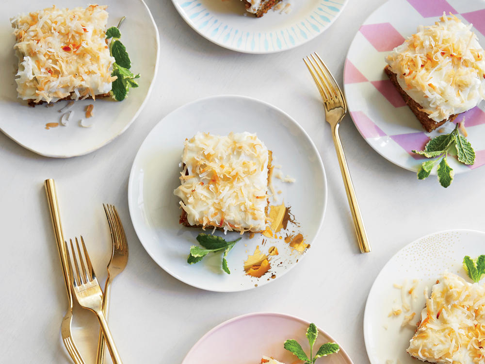 Easter menus cooking light for Easy easter lunch menu