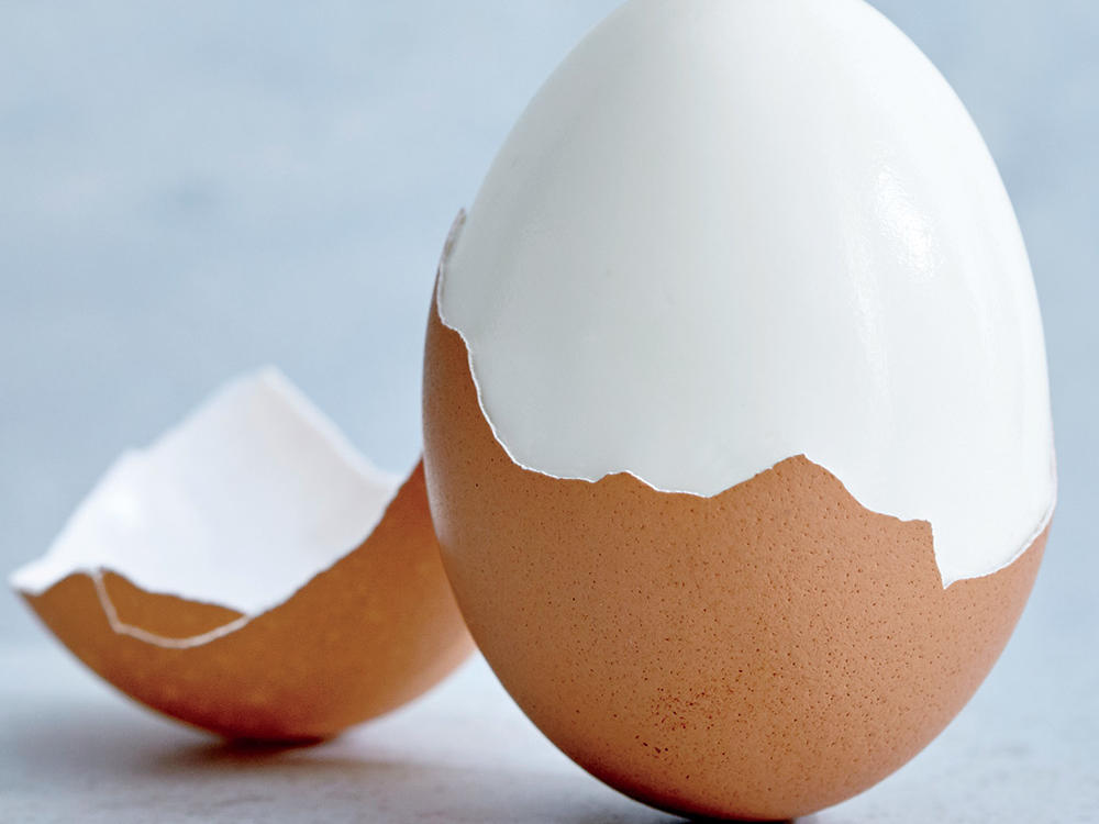 1. Make Hard-Cooked Eggs a Cinch to Peel