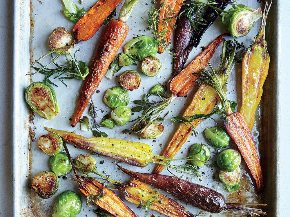 7 Ways To Use Leftover Roasted Vegetables Cooking Light