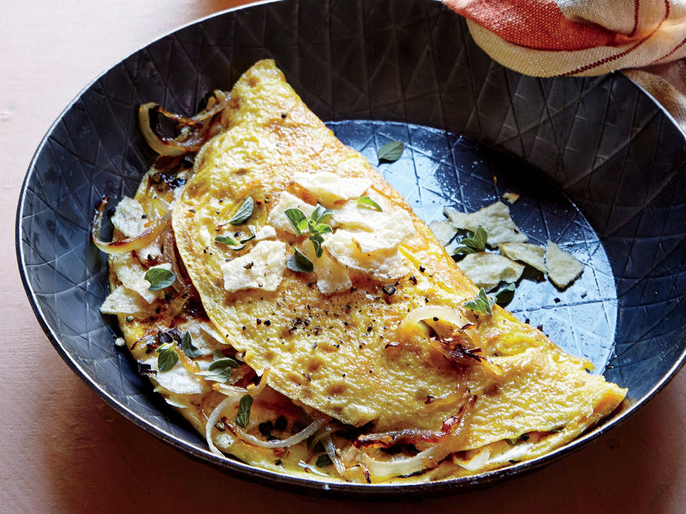 "Spanish ""Tortilla"" Omelet"