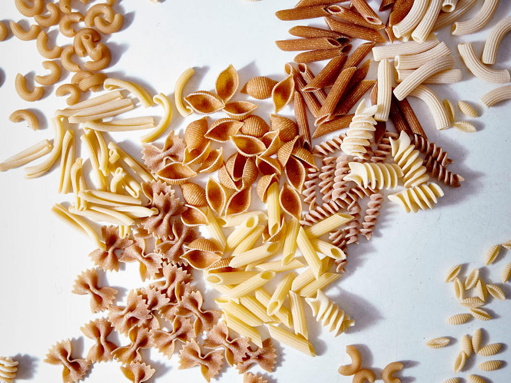 Gluten-Free Pasta: The Numbers