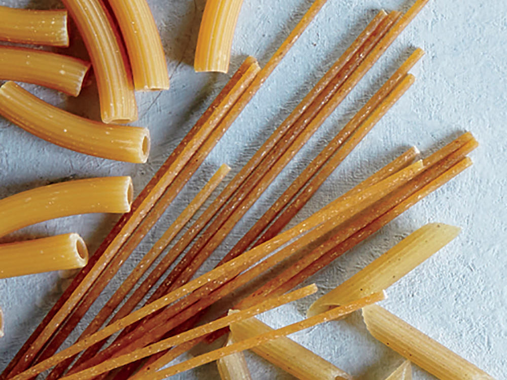 Whole-Wheat Pasta: The Ingredients