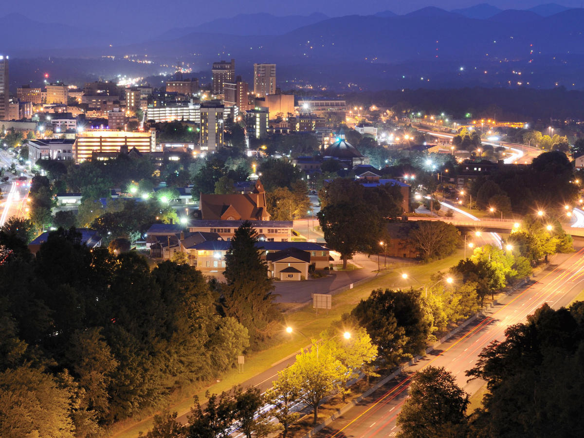 Healthy Travel Guide: Asheville