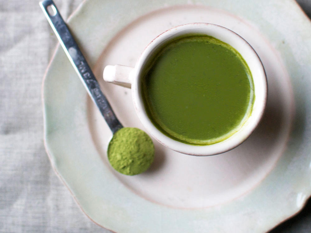 Green Tea and Matcha