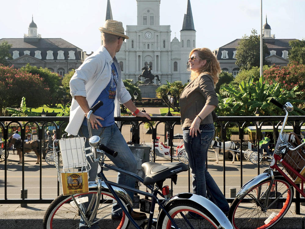 Afternoon: French Quarter