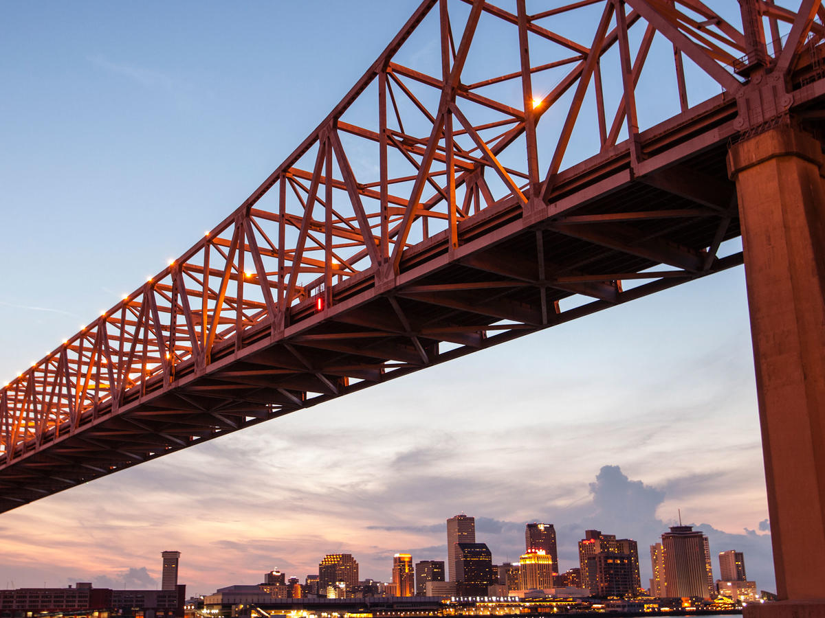 Healthy Travel Guide: New Orleans