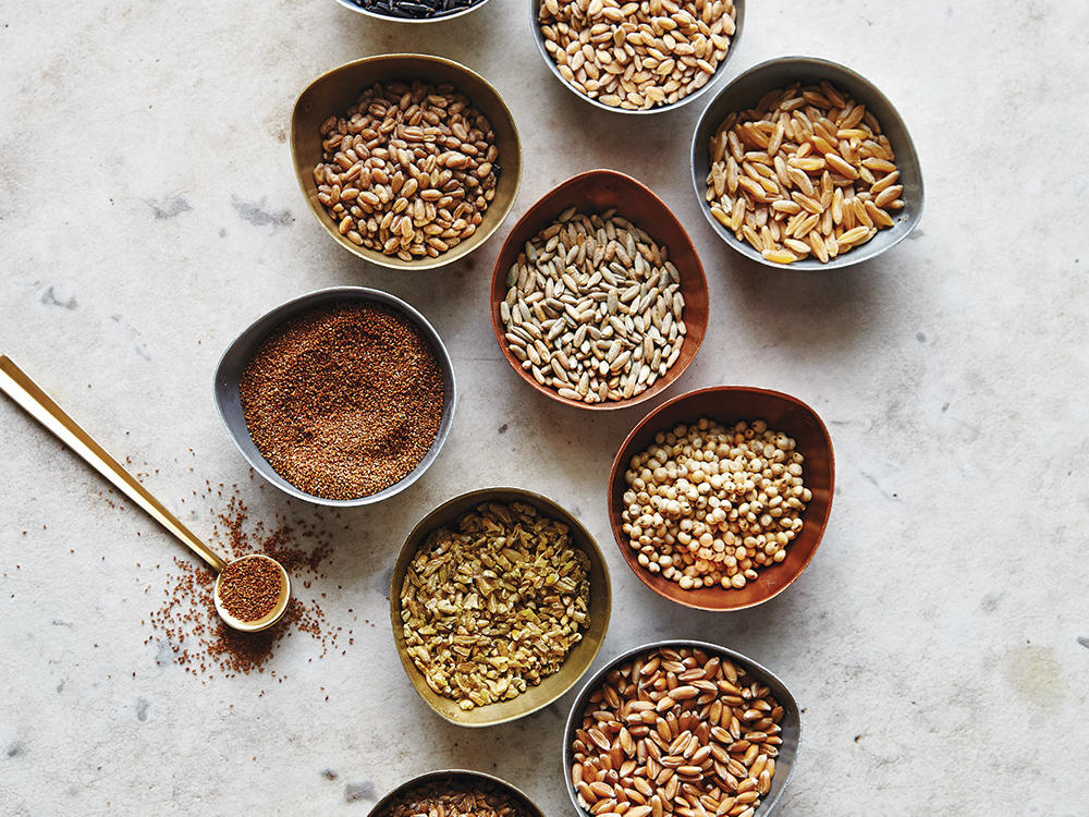 The Gluten-Free Guide to Whole Grains