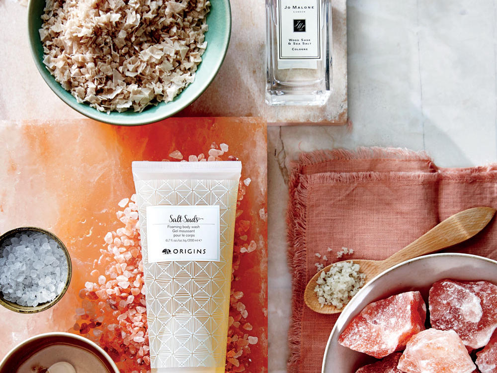 5 Salt-Infused Beauty Products for Your Skin Care Routine