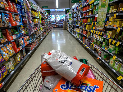Processed Foods Gut Busters