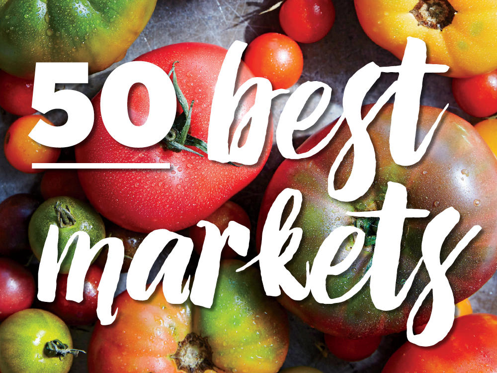 America's 50 Best Farmers' Markets