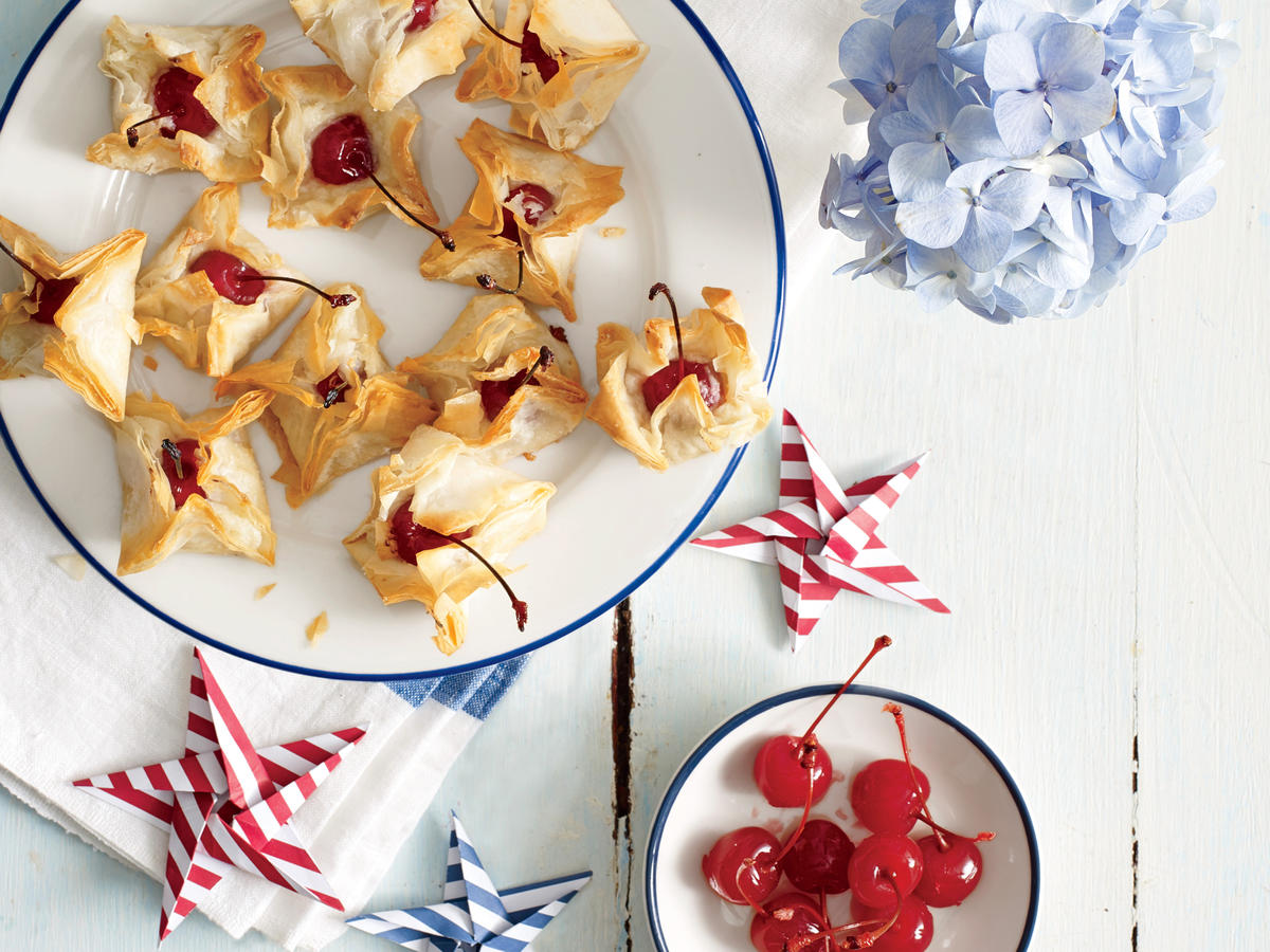 Bake a Second Batch: Smoked Cherry Bombs for the 4th of July