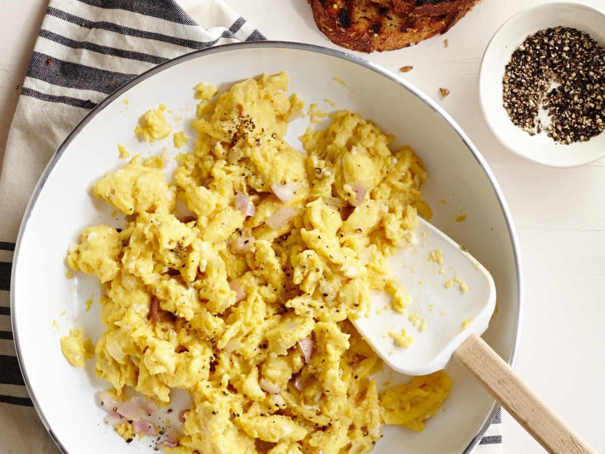 Our Best Tips, Tricks, and Stir-ins for Scrambled Eggs