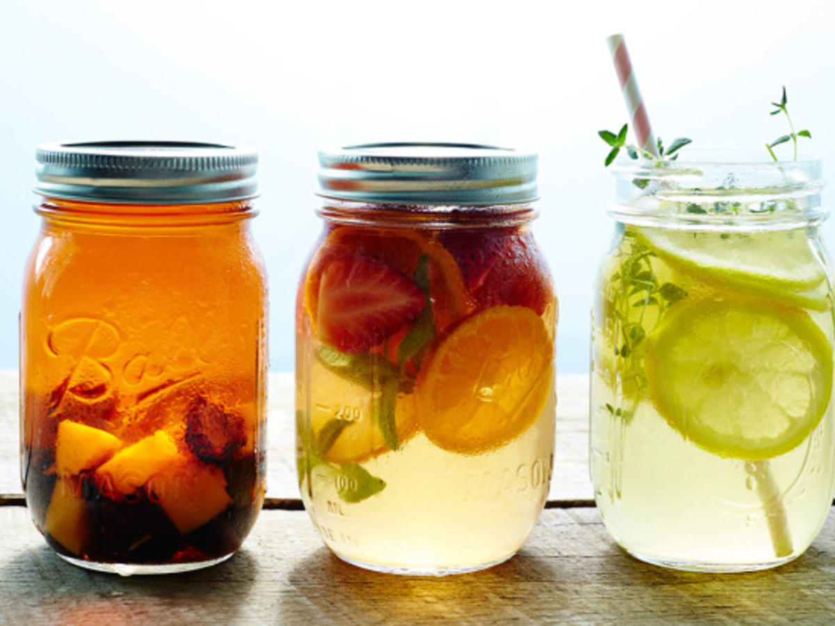 Stay cool and refreshed with our favorite iced tea recipes. Whether it's an adult (spiked) version, a mocktail, or just a plain ol' glass of brewed tea, these thirst quenchers are sure to find their way into your summertime drink rotation.