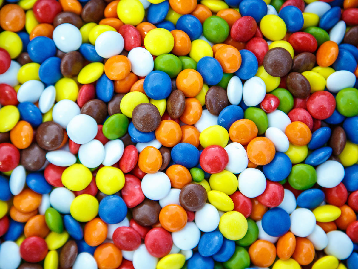 M&Ms Chocolate Candies