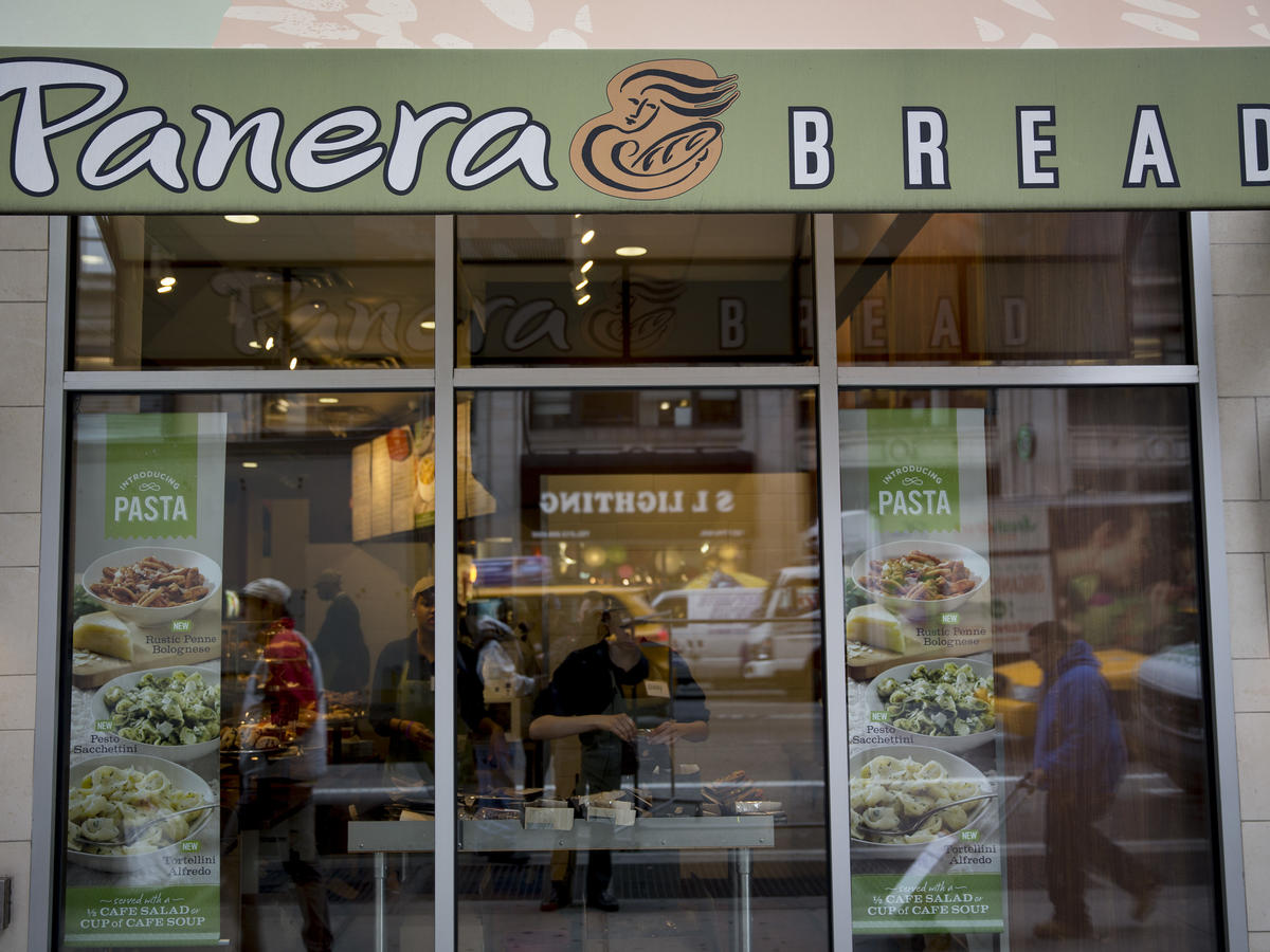 Panera Bread Store Front