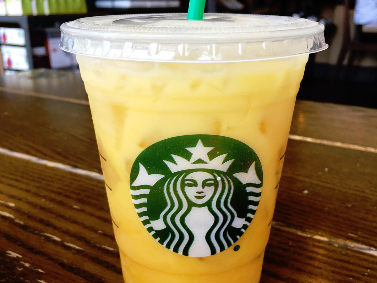 Orange You Glad We Tried Starbucks' New Drink (And Loved It!)