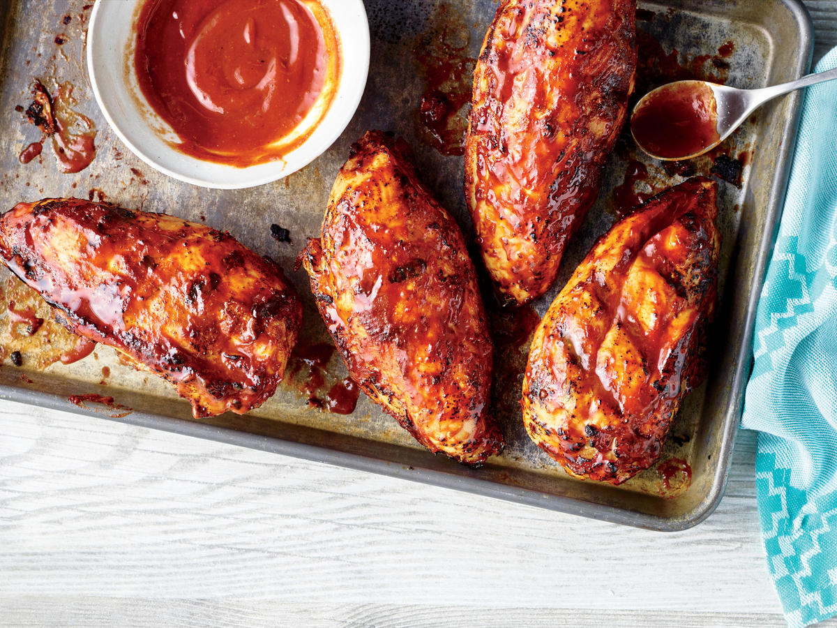 Our Best-Ever BBQ Chicken Makeover