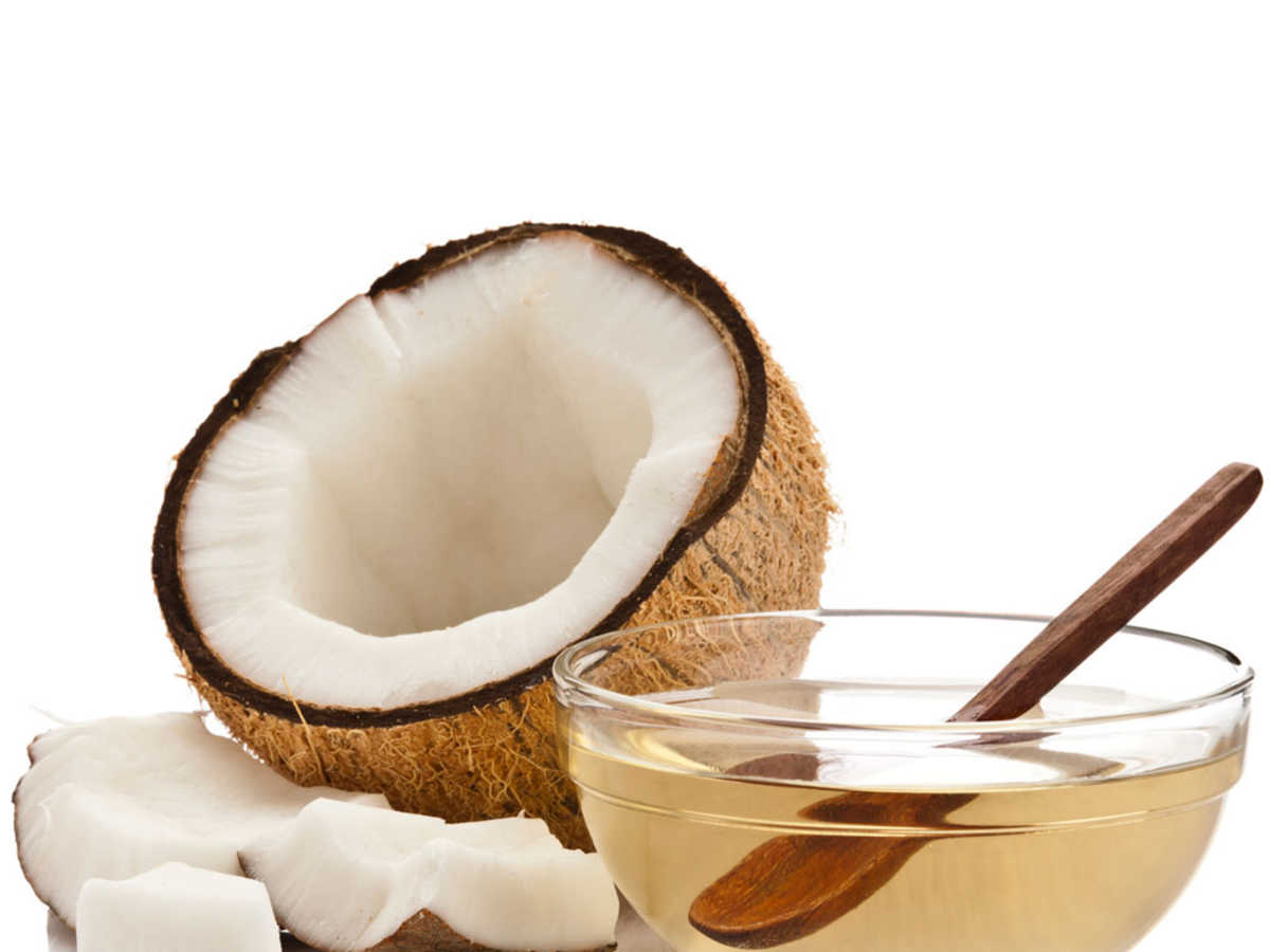 15. Coconut Oil