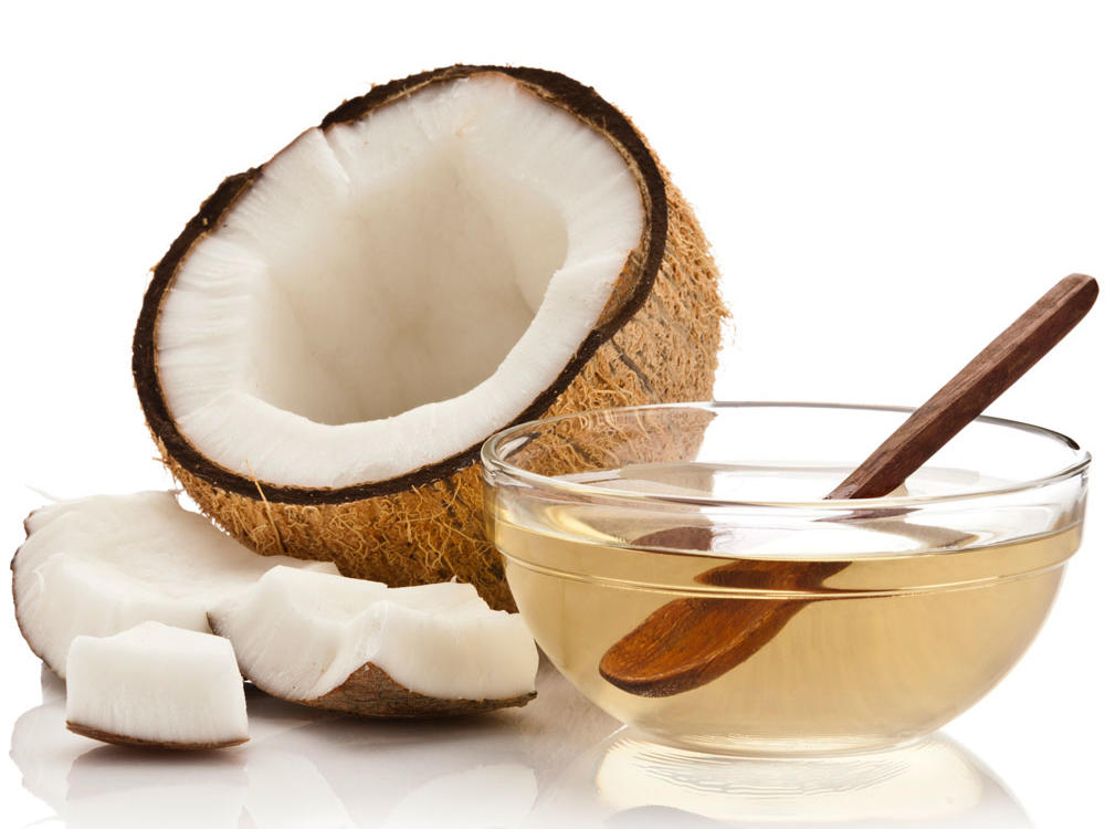 1608 Coconut Oil: metabolism Boosting Foods