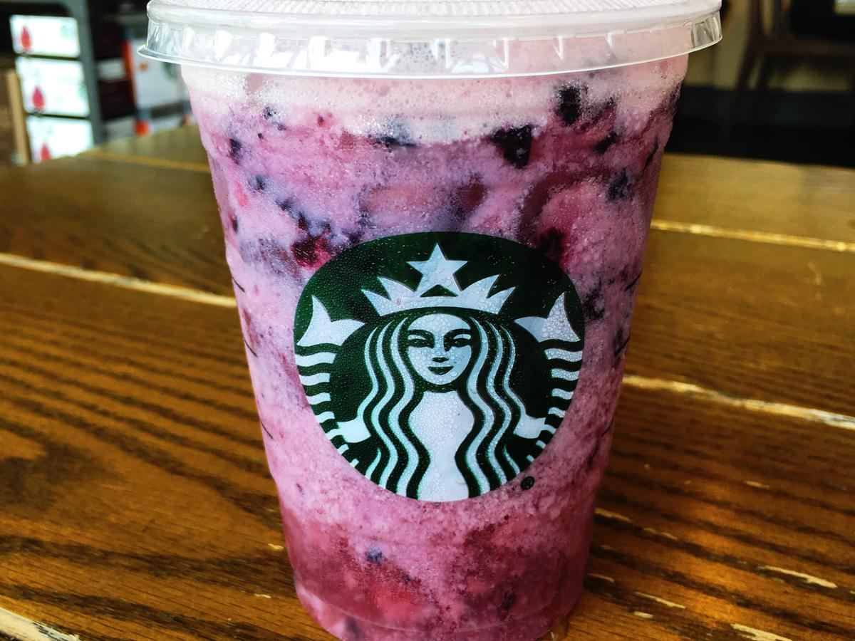 starbucks purple drink