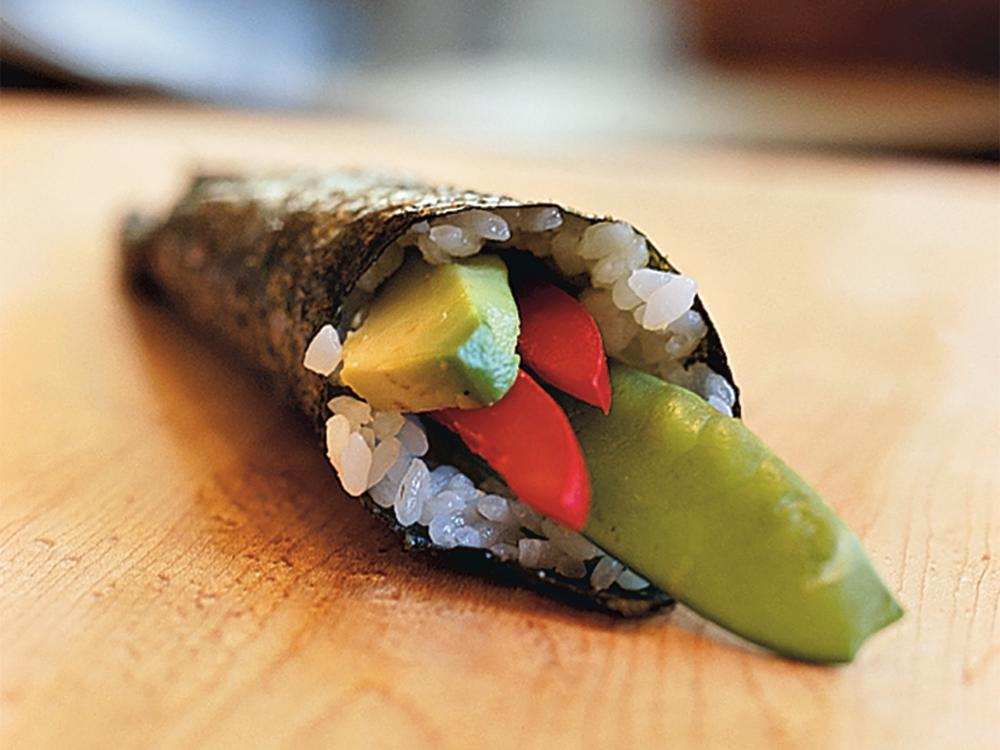 1606 Vegetable Temaki