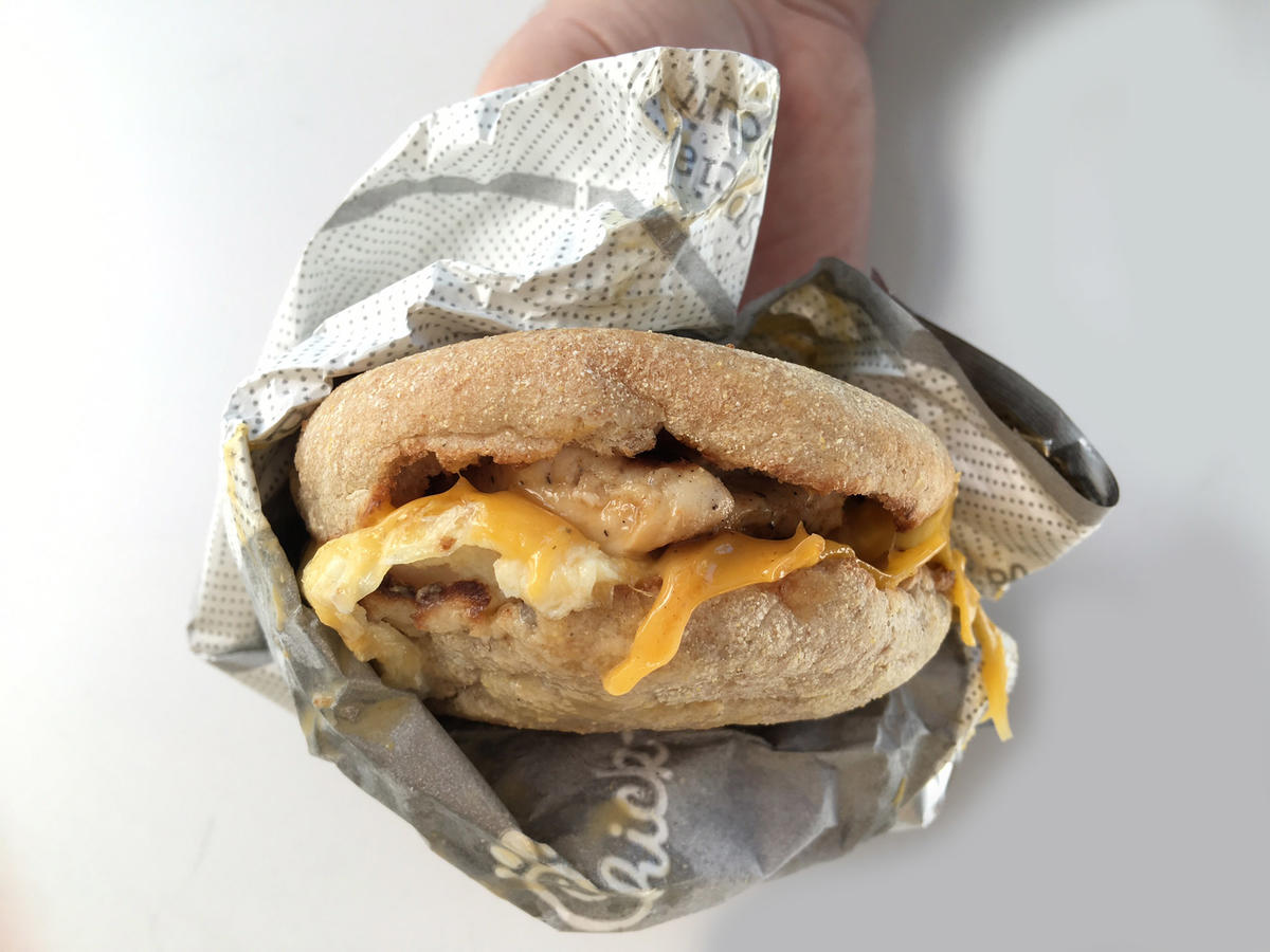 Move Over, McMuffin: Chick-fil-A's Egg White Grill Is Now the Healthiest Fast Food Breakfast