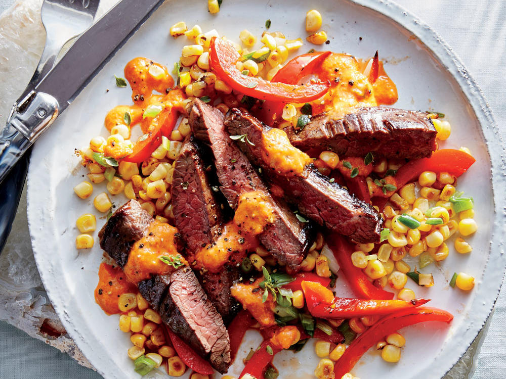 5 Ingredient Meat Recipes Cooking Light