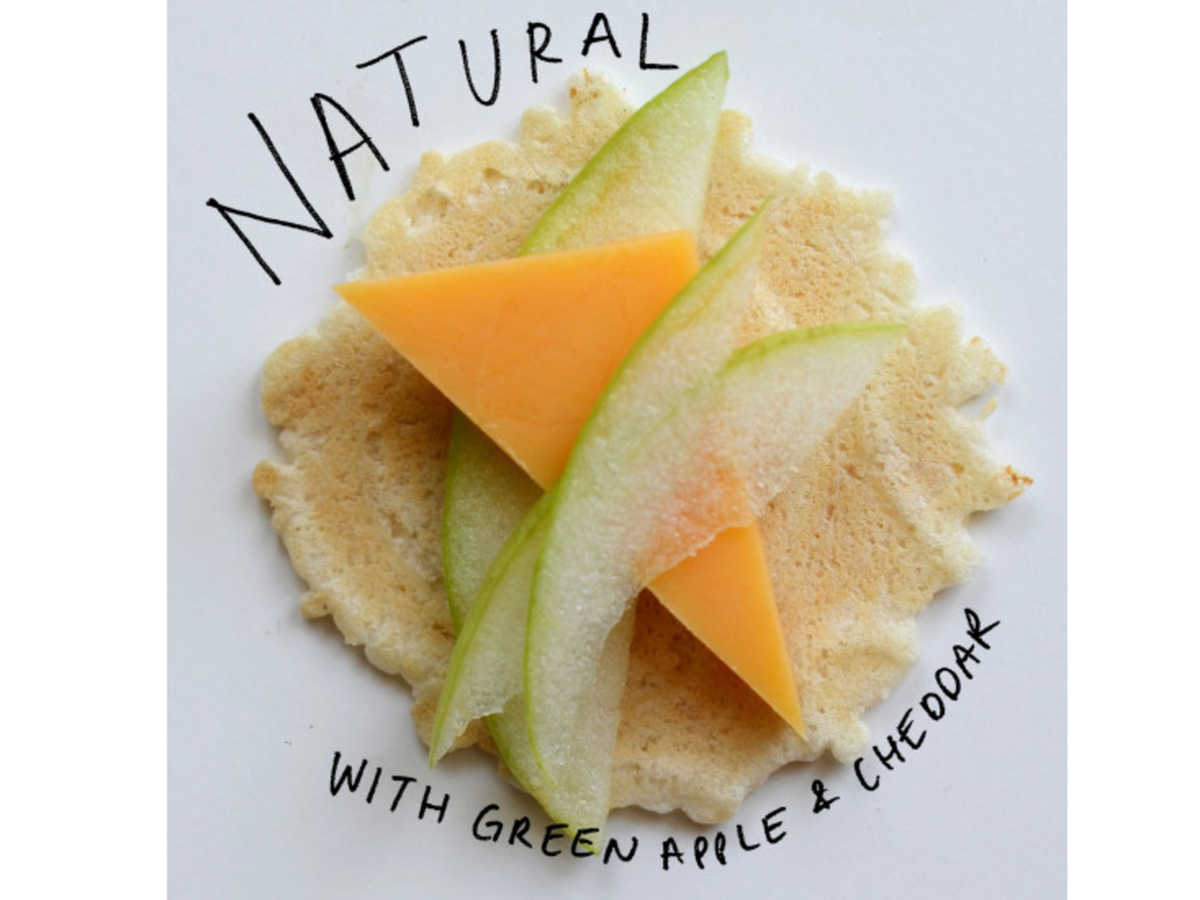 natural cracker toppings image