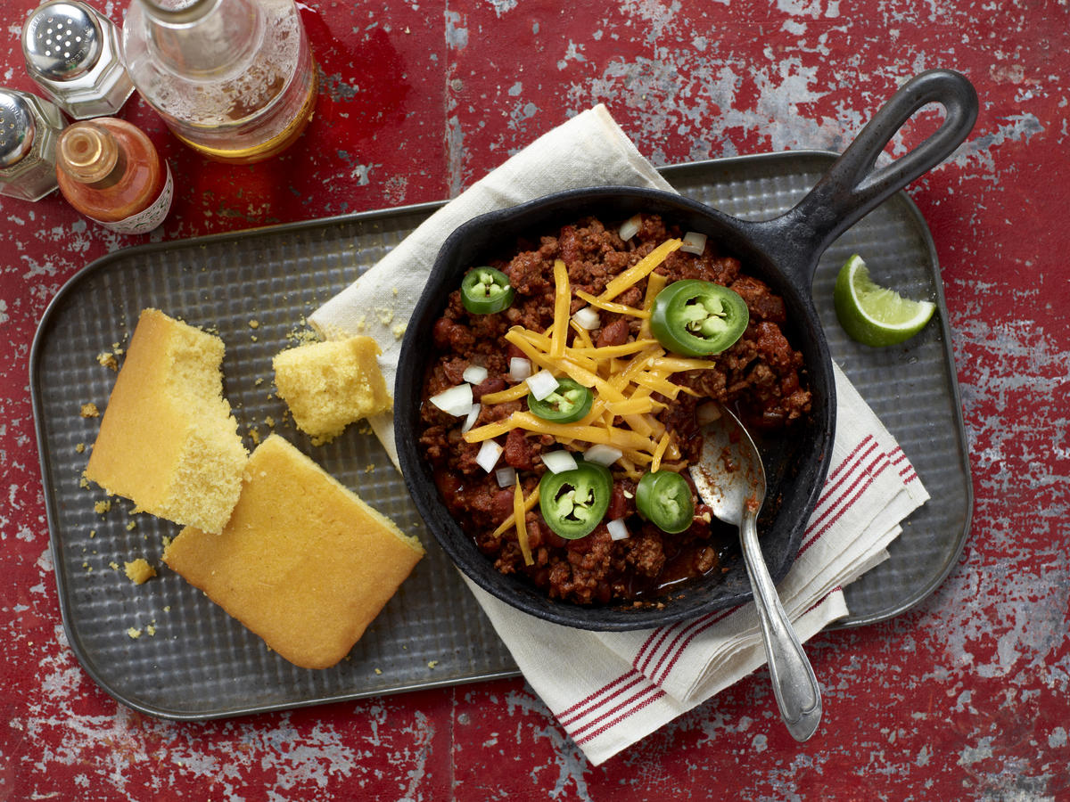How to Build the Ultimate Tailgating Chili Bar
