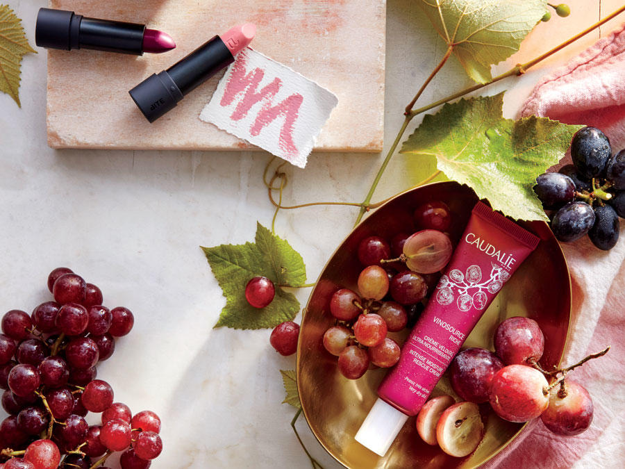 Grape Beauty Products