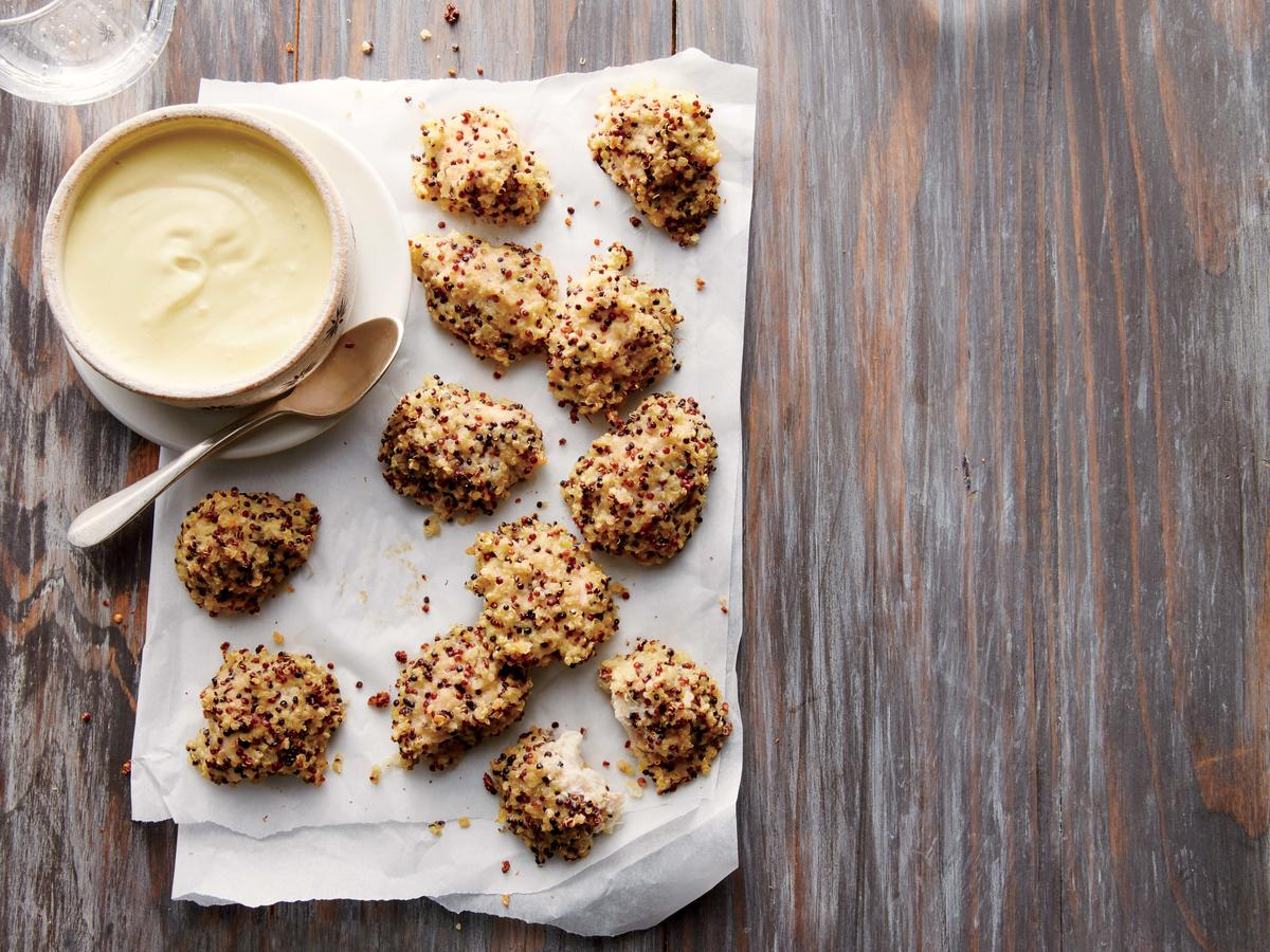 These Crispy Nuggets Are Worth Nibbling—and A Great Way To Use Leftover  Quinoa