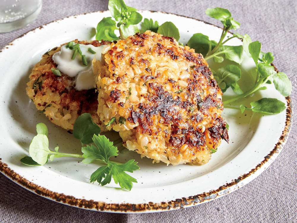 Risotto Cakes Calories