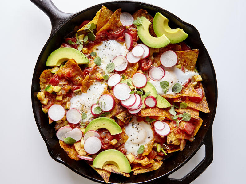 Chipotle Chilaquiles