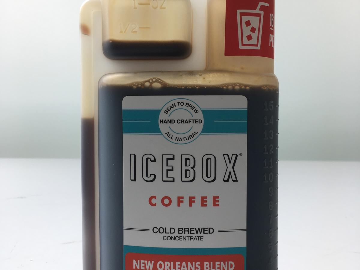 Icebox New Orleans Cold Brew