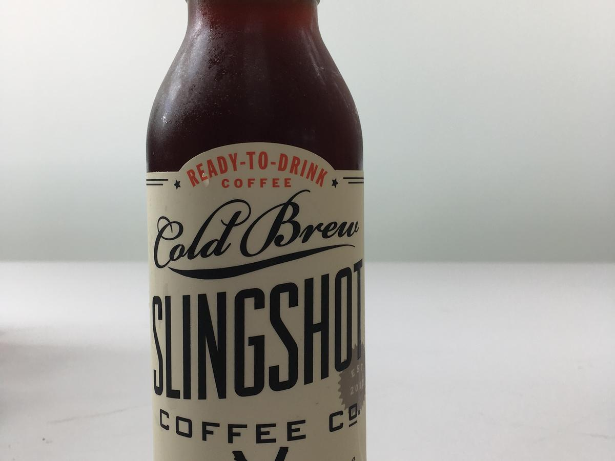 Slingshot Cold Brew Ready To Drink Coffee