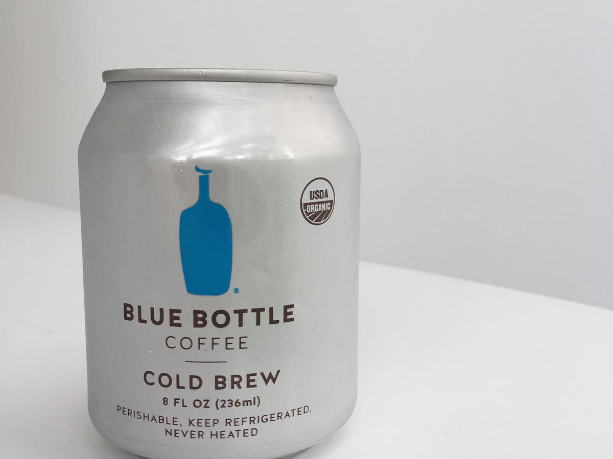 Blue Bottle Cold Brew Coffee